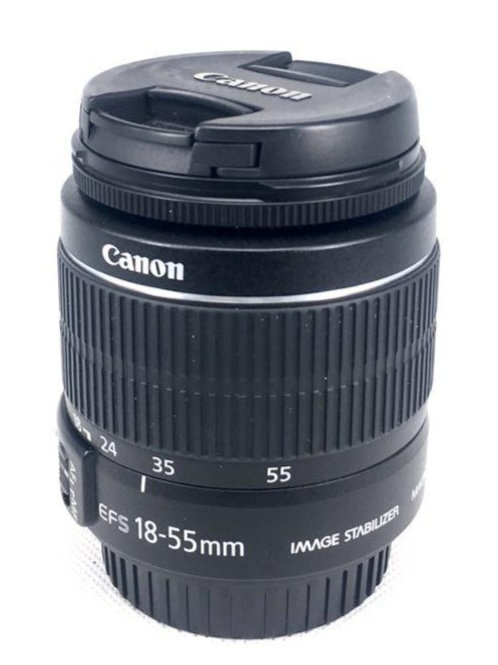 Canon EFS 18-55mm F3.5-5.6 IS II (used)
