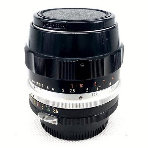 Nikon 55mm F3.5 Auto P Micro Pre Ai (used)