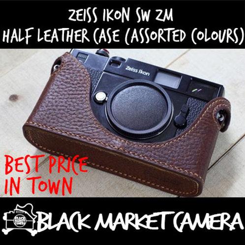 Funper Zeiss Ikon SW ZM Half Leather Case