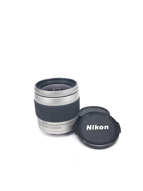 Nikon AF 28-80mm F3.3-5.6 (used)