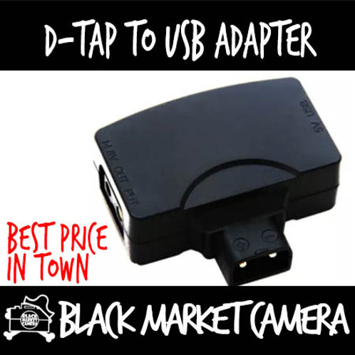 D-tap to USB Adapter