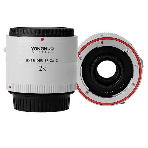 YN2.0X III Teleconverter for Canon