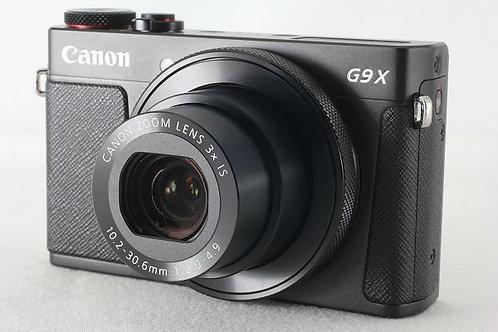 Canon G9X II (20.2MP) Black Digital Compact (used)