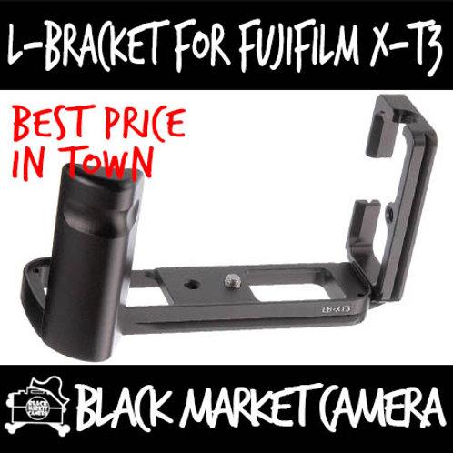 L-Bracket Quick Release Plate for Fujifilm X-T3