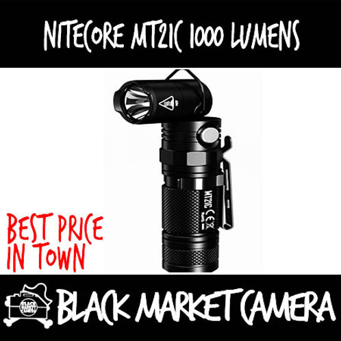 Nitecore MT21C 1000 Lumen Work Light