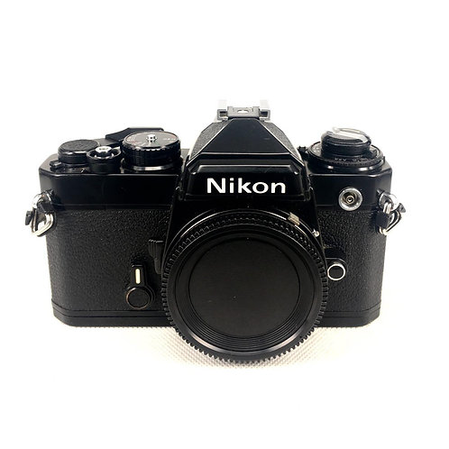 Nikon FE Film SLR (Black) (used)