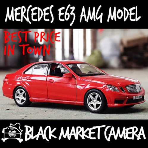 JackieKim 1:36 Mercedes E63 AMG Diecast Car Model