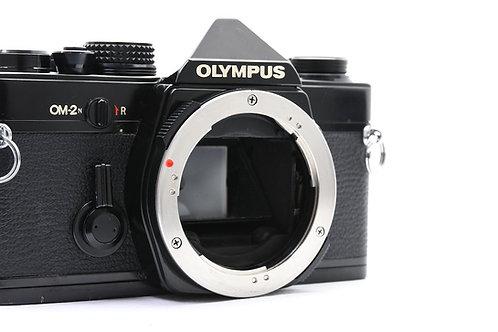 *SOLD* Olympus OM-2n Film SLR Black (used)