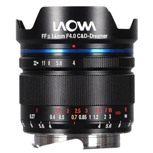 Venus Optics Laowa 14mm F4 FF RL Zero-D Lens For Sony E
