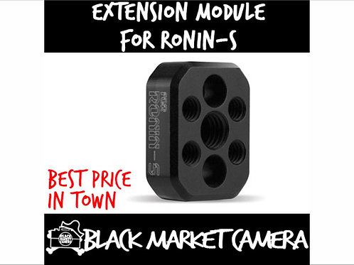 "Extension Cheese Plate Module For Ronin-S (3/8""x1 1/4""x1)"