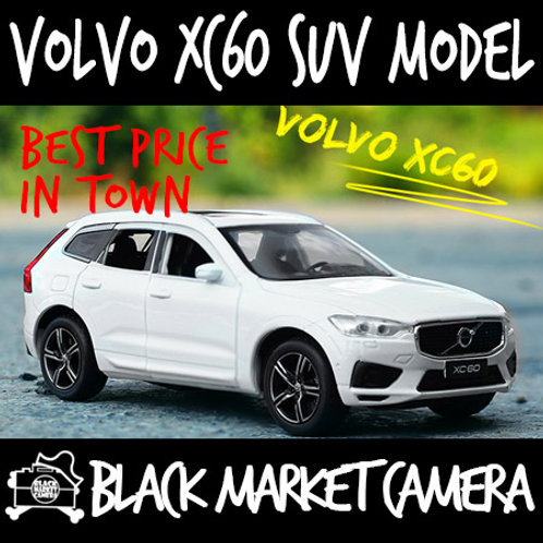 JackieKim 1:32 Volvo XC60 Diecast Car Model