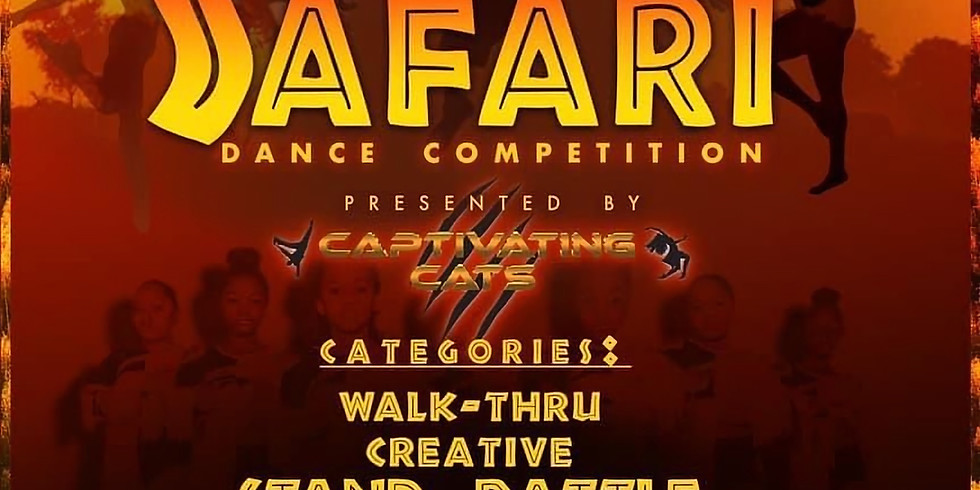 Welcome to The Safari Dance Competition