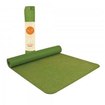 Yoga Mat - Earth Fusion Natural Jute & Rubber Yoga Mat (4mm)
