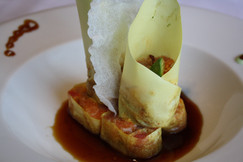 Maki tartare* (no rice)