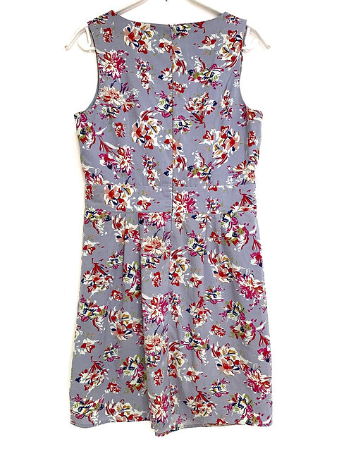 Walter Baker Front Pleated Floral Dress Size M