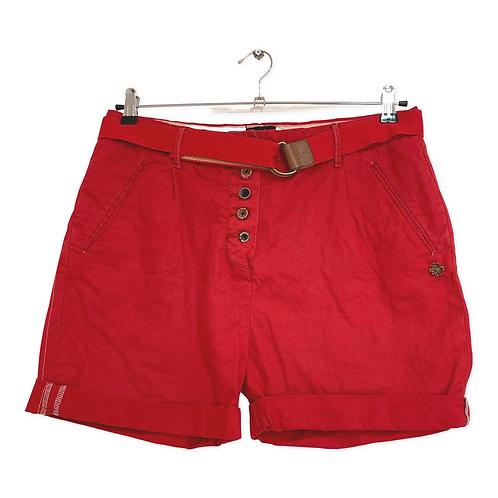 Maison Scotch Sailor Style Shorts with Belt Size 44
