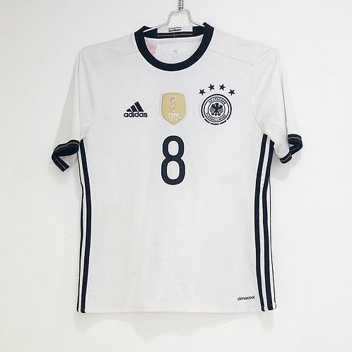 Deutscher Fussball-Bund #8 FC Shirt Size S  #1131