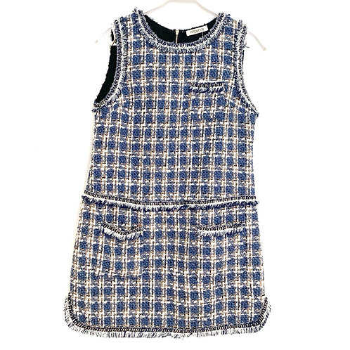 Arden B. Dress Short Sleeve Size L