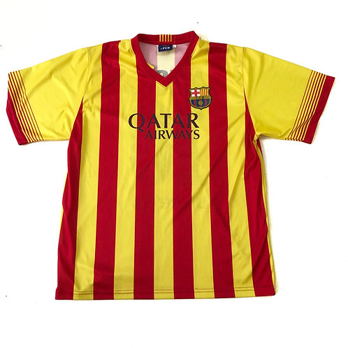 FC Barcelona Messi Soccer Jersey Size L