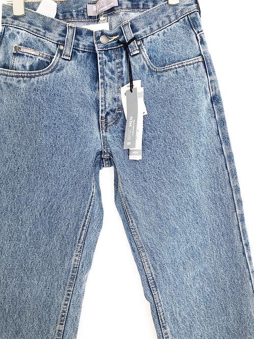 Men's Jeans Wash Blue