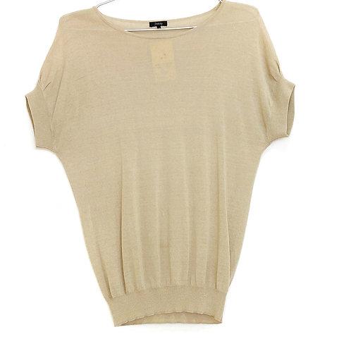 Jones Knit Short Sleeve Shirt Size 40 #163