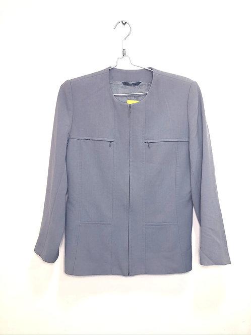 Light Grey Woman Sport Jacket