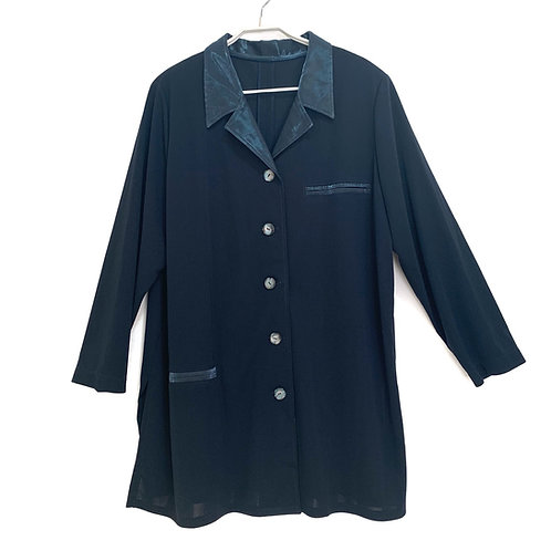 Paradise Jacket with Shoulder Pads Size 4