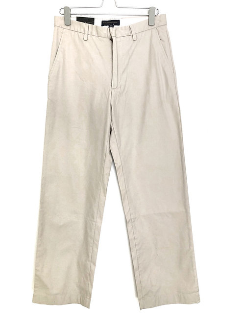 Banana Republic Loose Fit Men's Chino  Cream Size 31/32 #1123