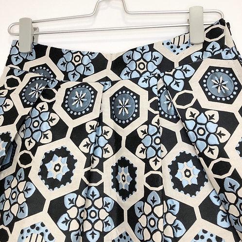 Mekimi Concept Pleated Skirt Sie 36 #189