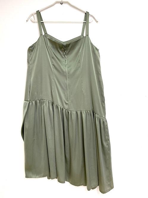 Hand Made Sleeveless Dress Size XL