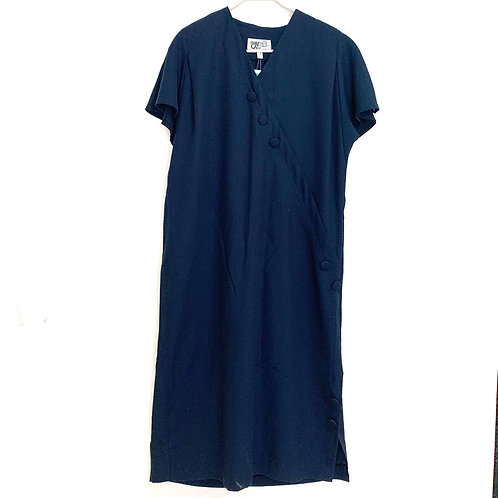 Zur-Migi Vintage Dress Navy Size 44