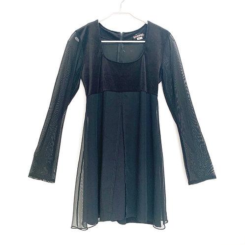 Cafe Black Evening Dress Size 2