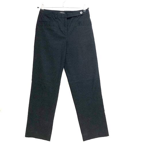 Comme Il Faut Black Dress Trousers Size 38