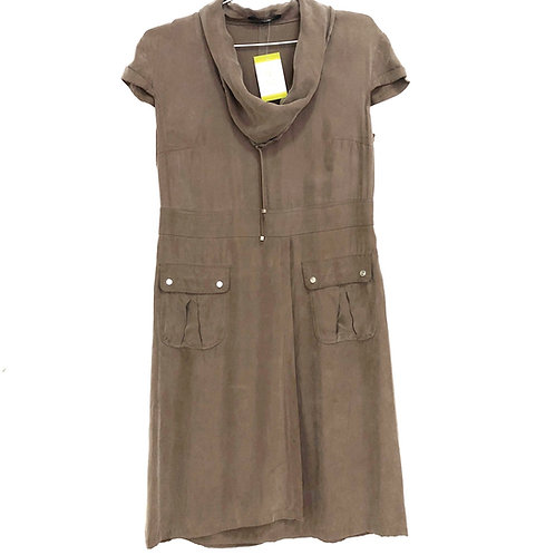 Betty Barclay Dress wih Front Pockets Size 42 #179