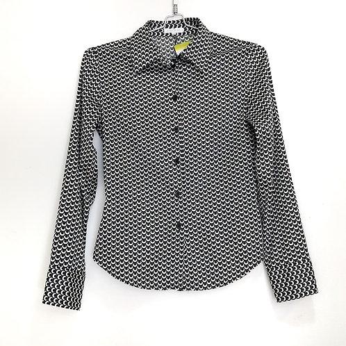Kookai Women's Long Sleeve Shirt Size S #184