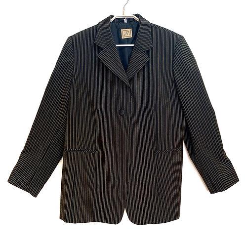 Opal Pin Stripe Jacket Size 50