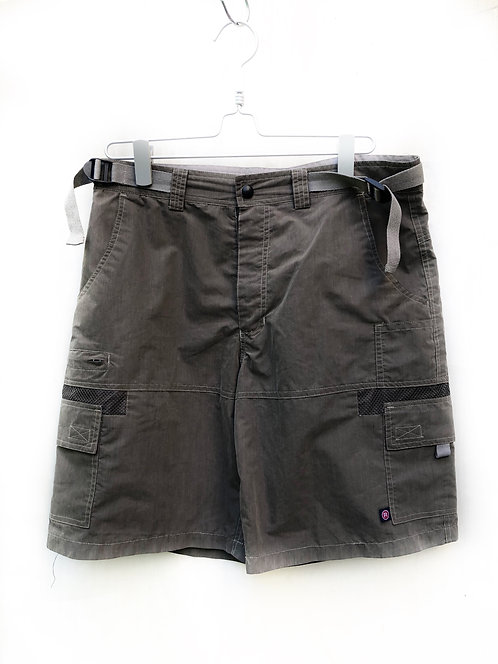 Rocho Men's  Shorts- Color Olive Size M #1107