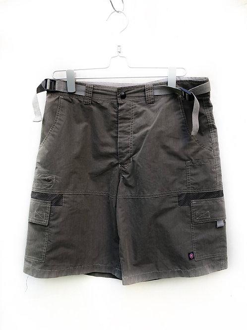 Rocho Men's  Shorts- Color Olive Size M #1107