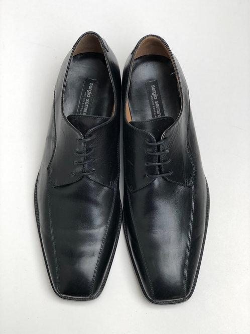 Formal Black Leather Men Shoes