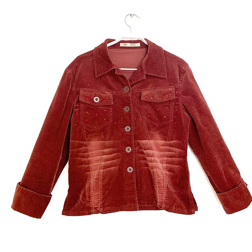 Dan Cassidi Corduroy Jacket Size 2