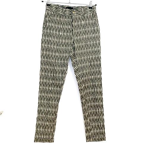 Nouveau Riche Dog Patten Trousers Size 38