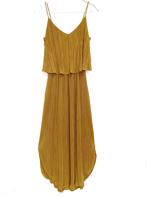 H & M Rib Sleeveless Long Dress Size 36