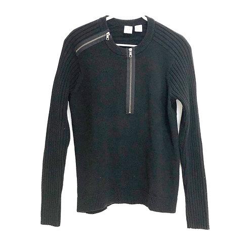 Armani Exchange Black Cardigan Size M