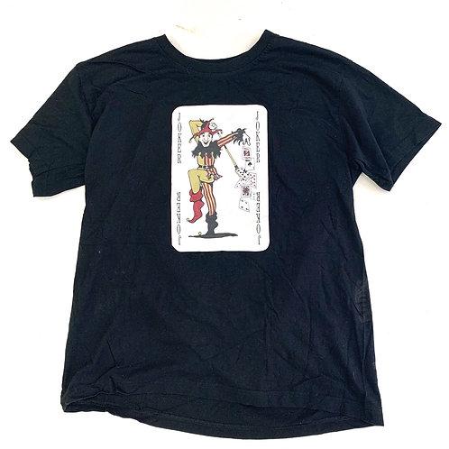 Tagos Joker Black T-Shirt Size XL
