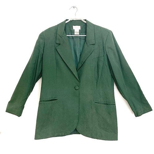 Gottex Vintage Silk Jacket Size 46