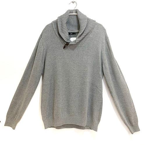 Celio Shawl Collar Sweater Size XL