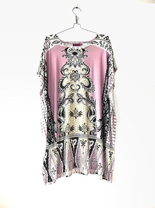 Poncho Style Dress