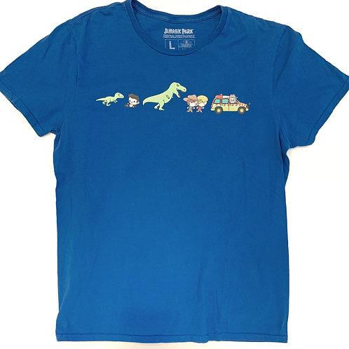 Jurassic Park T-Shirt Size L