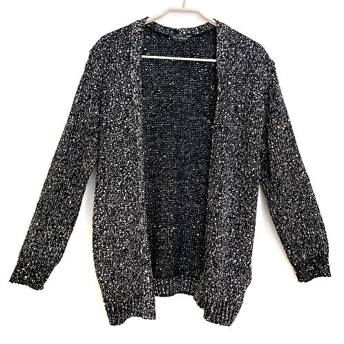 Miss Selfridges Sparkly Cardigan Size S