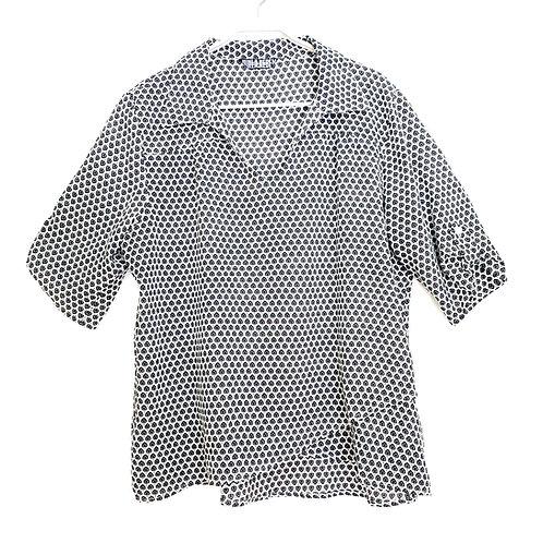 Dikla Kedem Patterned Shirt Size XL